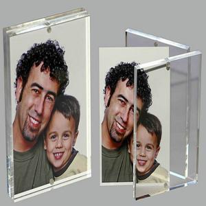 China Funy acrylic photo frame wholesale