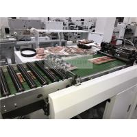 China Flat Bed Label Die Cutting Machine & Hot Foil Stamping Machine Long Service Life wholesale