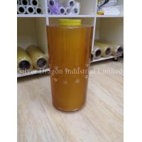 Buy cheap PVC Cling Film with breath holes for mushroom Packing (Size 16microns x 380mm x from wholesalers
