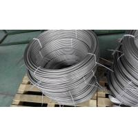 China ASTM A213, ASTM A269,EN10216-5 Seamless SS Pipe Stainless Coiled Tubing For Heater Tubing Line wholesale