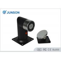 China 24V Floor Mounted Electromagnetic Door Holder Manual Release Button wholesale