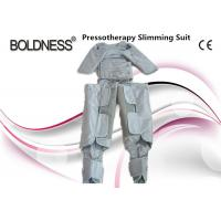 China Beauty Salon Pressotherapy lymphatic Drainage Machine Of Far Infrared And Air-Pressure Massage wholesale