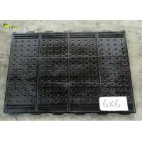 China Pig Farming Equipment Cast Iron Slats Farrowing Crate Gestation Stall Flooring wholesale
