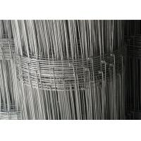 Livestock  Hog  Cow  Garden Yard 6ft High Wire Fencing Fabric  Galvanized 50m Or 100m / Roll