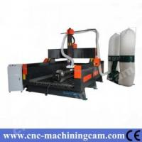 China 4th axies servo engraving machine stone ZK-1325(1300*2500*500mm) on sale