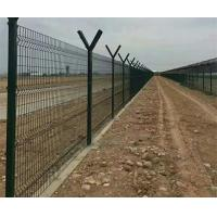China Plastic Coating Security Iron Wire Mesh Fence Razor Barb Wire For Jail wholesale