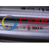 China stainless steel wedge wire water well screen pipe lead supplier wholesale