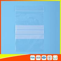 Buy cheap Zip Seal Plastic Packing Ziplock Bags Pouch For Electronic Items Packaging from wholesalers