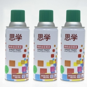 China Oil Based Outdoor Indoor Aerosol Spray Paint wholesale
