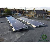 Buy cheap Versatile Design Ground / Rooftop Solar Mounting Systems Unique Triangular Supporters from wholesalers