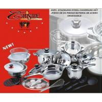 China Stainless Steel Cookware Set wholesale