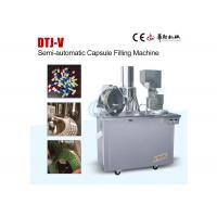 China Hospital Preparation Lab Equipment Semi Auto Capsule Filling Machine wholesale