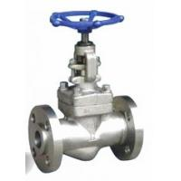 China Flanged End Forged Steel Valves , OS & Y Type Bolted Bonnet Globe Valve wholesale
