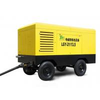 China Tewatt PDS130S Single-stage Compression air compressor on sale