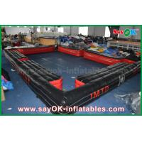 China Customized Inflatable Sports Games Inflatable Billiard Ball Snooker Football Field wholesale