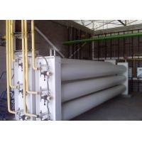 Buy cheap 4130Q CNG Gas Cylinder Skid , Large Volume Compressed Natural Gas Cylinders from wholesalers