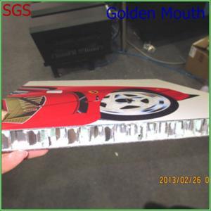 China Display Road Sign UV Flatbed Printing On Metal /  Acrylic / Aluminum wholesale