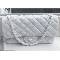 China Famous Brand Bag Marble Sculpture White Natural Stone Handcarved Indoor Home Decor wholesale