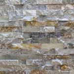 China Natural stone , China Limestone Grey Wall Callding Ledge Stone wholesale