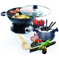 Buy cheap Electric Wok + Fondue Sets from wholesalers