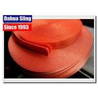 China 1 / 2 / 3 / 4 Inch Ratchet Straps , Safety Polyester Keeper Lashing Strap wholesale