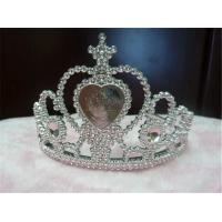 China Wholesale Crowns for Baby Girls Elsa Anna Crown Children Party Crowns Girl