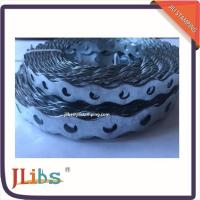China Galvanized Steel Banding Perforated Steel Banding Rounded Hanging Ductwork wholesale