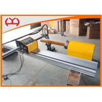 China Lightweight  CNC Pipe Cutting Machine High Frequency With Arc Voltage Height wholesale