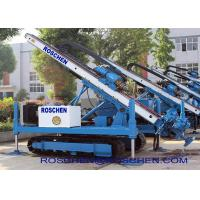 China Anchor Drilling Rig Machine For Horizontal And Vertical Drilling 200 Mm Hole Diameter wholesale