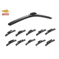 Quality Exclusive Front Window Audi Wiper Blades With Teflon Coating Rubber For A4 A6 for sale