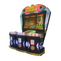China Coin Operated Shooting Zombies Arcade Game Arcade Dart Machines For Coin Operated Game Crazy Museum on sale