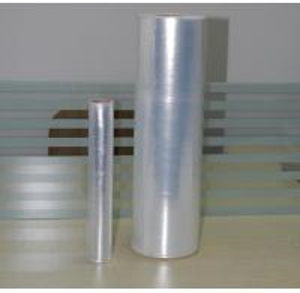 Quality Customized Cling Film Making Machine / Plastic Film Slitting Equipment PLC for sale