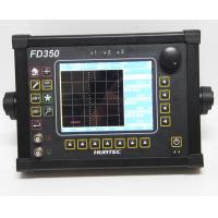 China Automated Calibration Ultrasonic Flaw Detector Industrial Carck Tester 0 - 10000mm wholesale