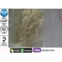 China Light Yellow Metribolone Metribolone Powder , 965-93-5 Tren Bodybuilding Supplement wholesale