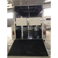 China Hot Sell In Australia 2 Horse Straight Load Standard Horse Float Made In China wholesale