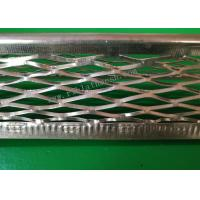 Buy cheap 55mm Wing Galvanized Plaster Angle Bead With Reinforced Flange from wholesalers