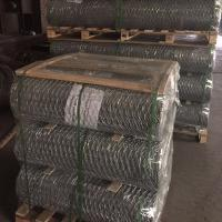 China Galvanized Weaving Hexagonal Wire Netting for Bumper Cars 16 Gauge 1 Inch wholesale