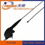 China 2.0m fiber mast car antenna/ 1 section mast am fm radio car antenna TLD1384 wholesale