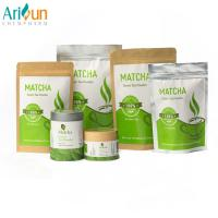 Buy cheap Fresh Pure Organic Matcha Green Tea Powder , Green Tea Polyphenolsfrom Leaf And from wholesalers