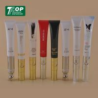 China Massage Plastic Cosmetic Tubes , 20ml Empty Aluminum Plastic Lotion Container wholesale