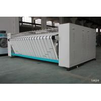 China Commercial Laundry Flatwork Ironer , Automatic Ironing Machine For Laundry on sale