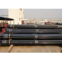 China 1/8 -24 Inch Welded Oil Well Casing Pipe API 5CT PSL1 PSL2 With Black Varnish Surface Treatment wholesale