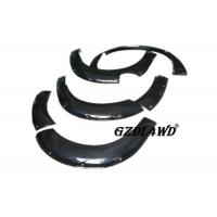 China NP300  4x4 Wheel Arch Flares Trims Black For Cars Nissan Navara 2015 wholesale