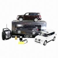 China 4-channel 1:14 R/C Cars with Charger (Licence) wholesale