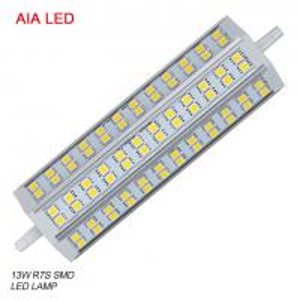 China LED-R7S-8029 AC85-265V IP20 13W 5050 SMD R7S LED Lamp/ LED bulb for IP65 waterproof led flood light wholesale
