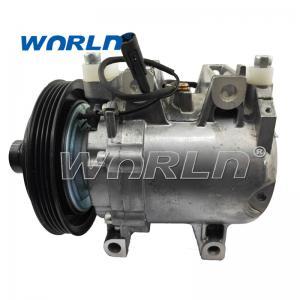 China 12V Air Conditioner Compressors Model Mitsubishi Cheetah KINGBOX CR14 4PK wholesale