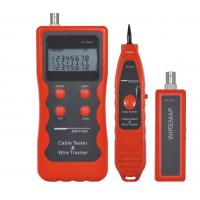 China All-in-1 cable tester, cable locator, network tester 838--RJ11,RJ45, Cable, 1394, USB on sale