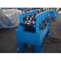 China Beam Profile Lock Cold Roll Forming Machine for upright structure 4 roller stations wholesale