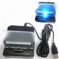 China Charge Station with Blue Charging Light, Suitable for Apple's iPad wholesale
