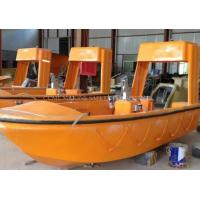 China MED Approval fast rescue boat wholesale